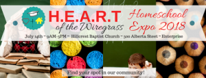 HEART of the Wiregrass 2018